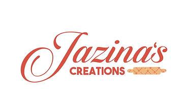 Jazina's Creations logo.