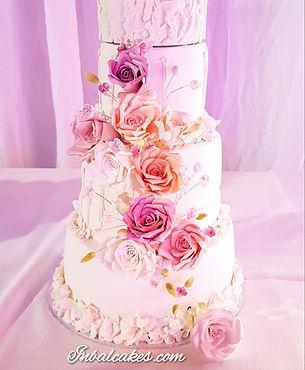 עוגות חתונה כשרות ומעוצבות