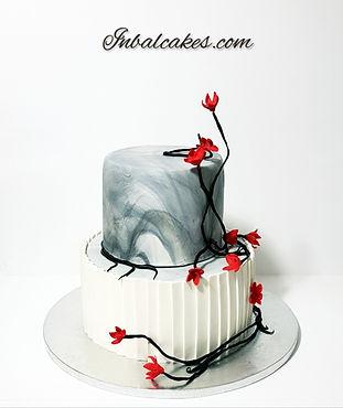 הסודות והטיפים לעיצוב עוגת החתונה המושלמת שלכם/ ענבל שלו קונדיטורית ומעצבת עוגות חתונה ואירועים.