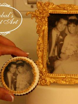 בר קינוחים חתונת הזהב