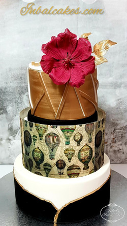 Wedding cake | Kosher