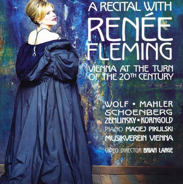 Live Video Recording from Musikverein, Vienna Renée Fleming (soprano) & Maciej Pikulski (piano)