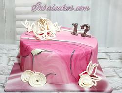 Bat Mitzvah cake | Kosher