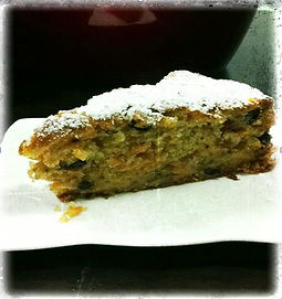 Inbal Shalev Sweet Art Pastry מתכון עוגת גזר