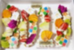 מתכון עוגת מספרים