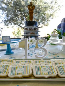 שולחן מתוקים לבר מצווה