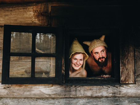 The story behind Estonian Saunas