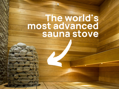 The British buyer's guide to HUUM sauna stoves & WiFi sauna controllers