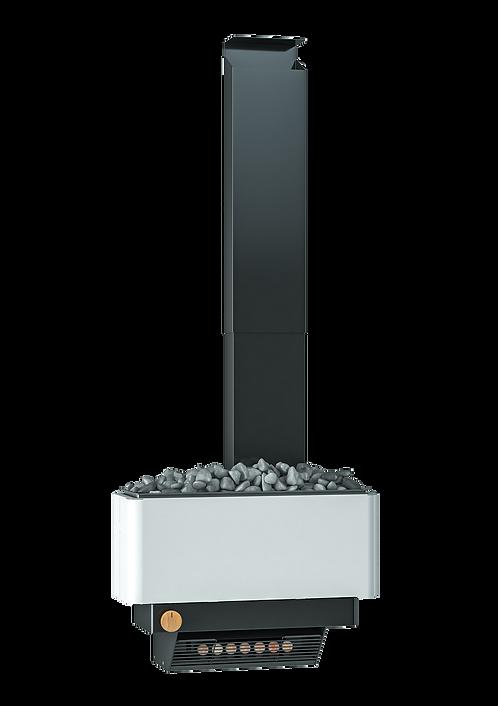 Saunum Premium sauna stove (6 kW) & climate system - all stones included
