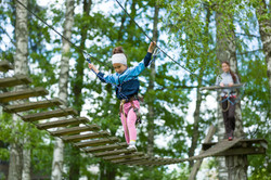 Try the adventure park