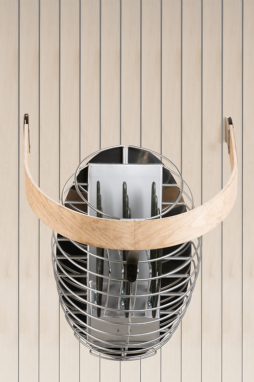 Safety railing for Drop sauna stove by HUUM