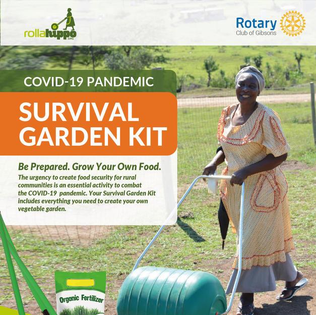 Survival Garden Kit