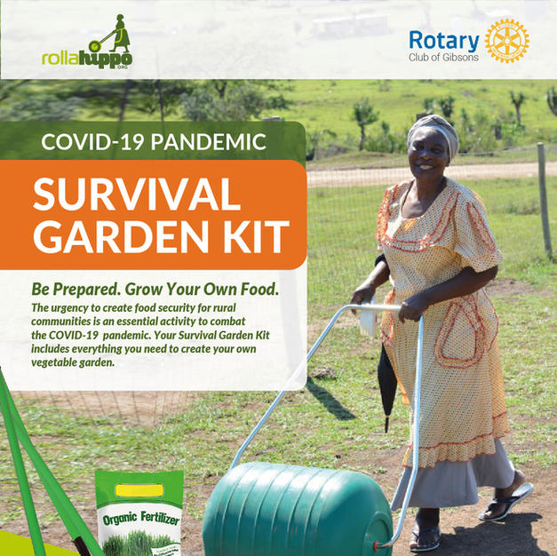 Survival Garden Kit