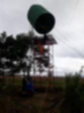 Water tank arrives2.jpg