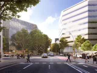 Metrópolis paga 50 millones por el edificio que construye Brilten en el 22@