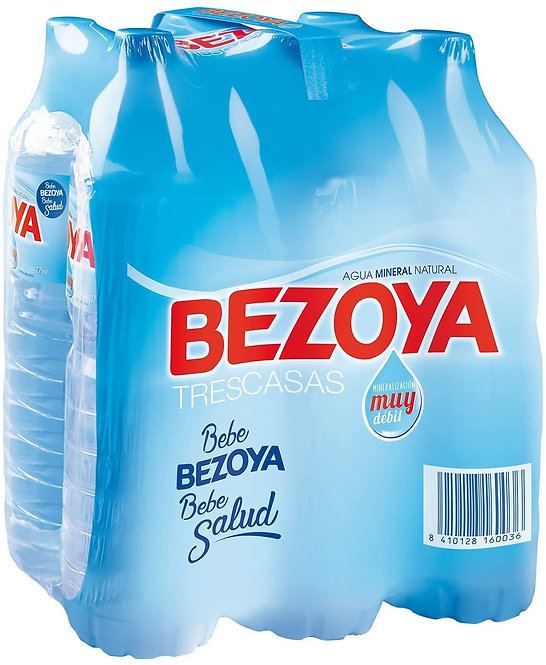 BEZOYA PET 1.5L. PACK-6