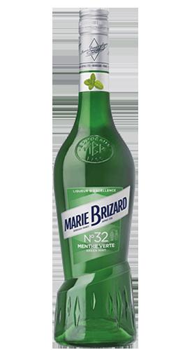 LICOR MENTA  MARIE BRIZARD 70cl.