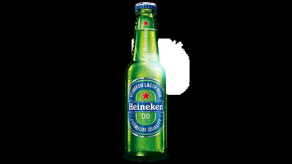 HEINEKEN 0.0 1/4 NO RET.PACK-6 C/24
