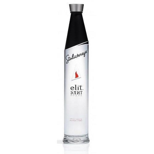 VODKA STOLICHNAYA ELITE 0.70L botella