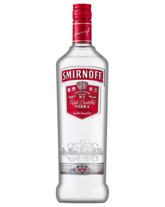 VODKA SMIRNOFF 70cl