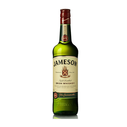 WHISKY JAMESON 70cl. u.