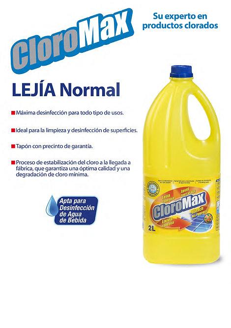 LEJÍA NORMAL CLOROMAX