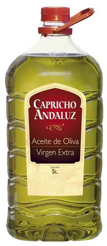 CAPRICHO ACEITE 5L. GARRAFA