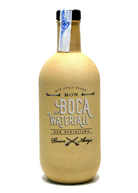 RON DOMINICANO BOCA AND WATERFALL 70cl
