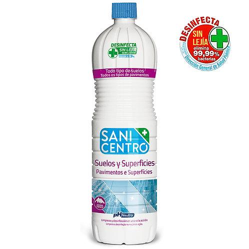SUELOS Y SUPERFICIES SANICENTRO 1.5L