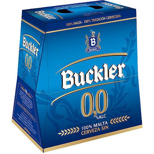BUCKLER 0'0 1/4 NR PACK-6 c/24