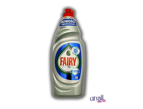 LAVAVAJILLAS A MANO FAIRY 650ml