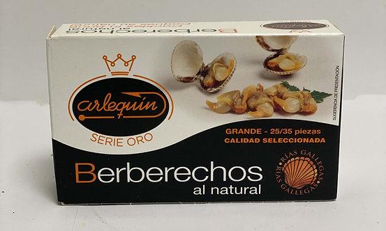 BERBERECHOS R. GALLEGA ARLEQUIN LATA 25/35 piezas SERIE ORO