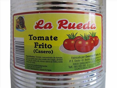 TOMATE FRITO CASERO LA RUEDA 3kg unidad