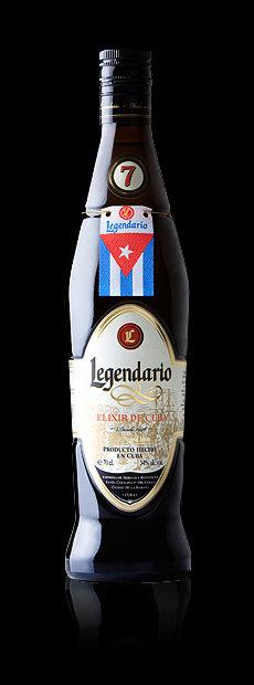 RON LEGENDARIO ELIXIR 70 cl.