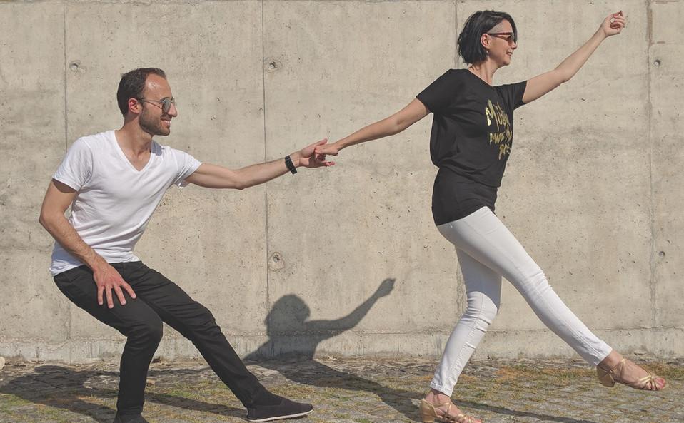 Filipe de Barros & Clare Levy - West Cast Swing Shoot