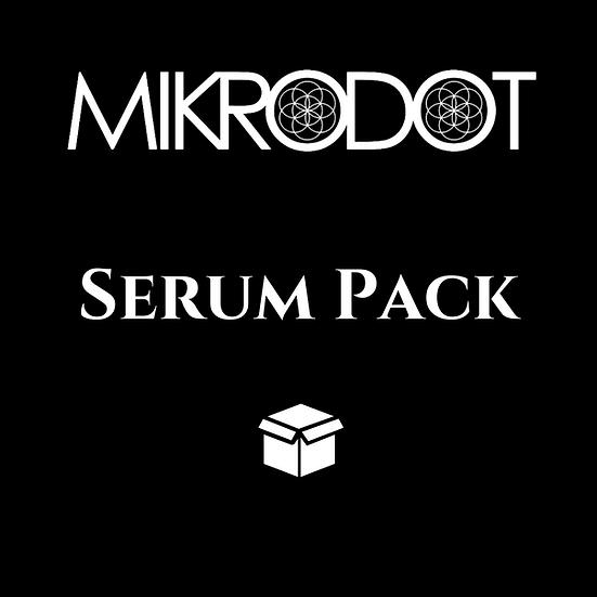 Mikrodot Serum Pack