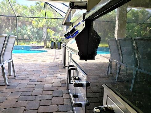 Outdoor Kitchen Appliances (Firemagic, AOG, Alfresco, Blaze and Perlick)
