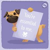 Pugsly Care Card