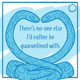Quarantined with you - Design