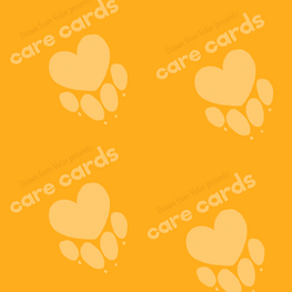 Care Cards