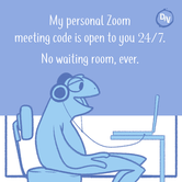 No waiting room - Design