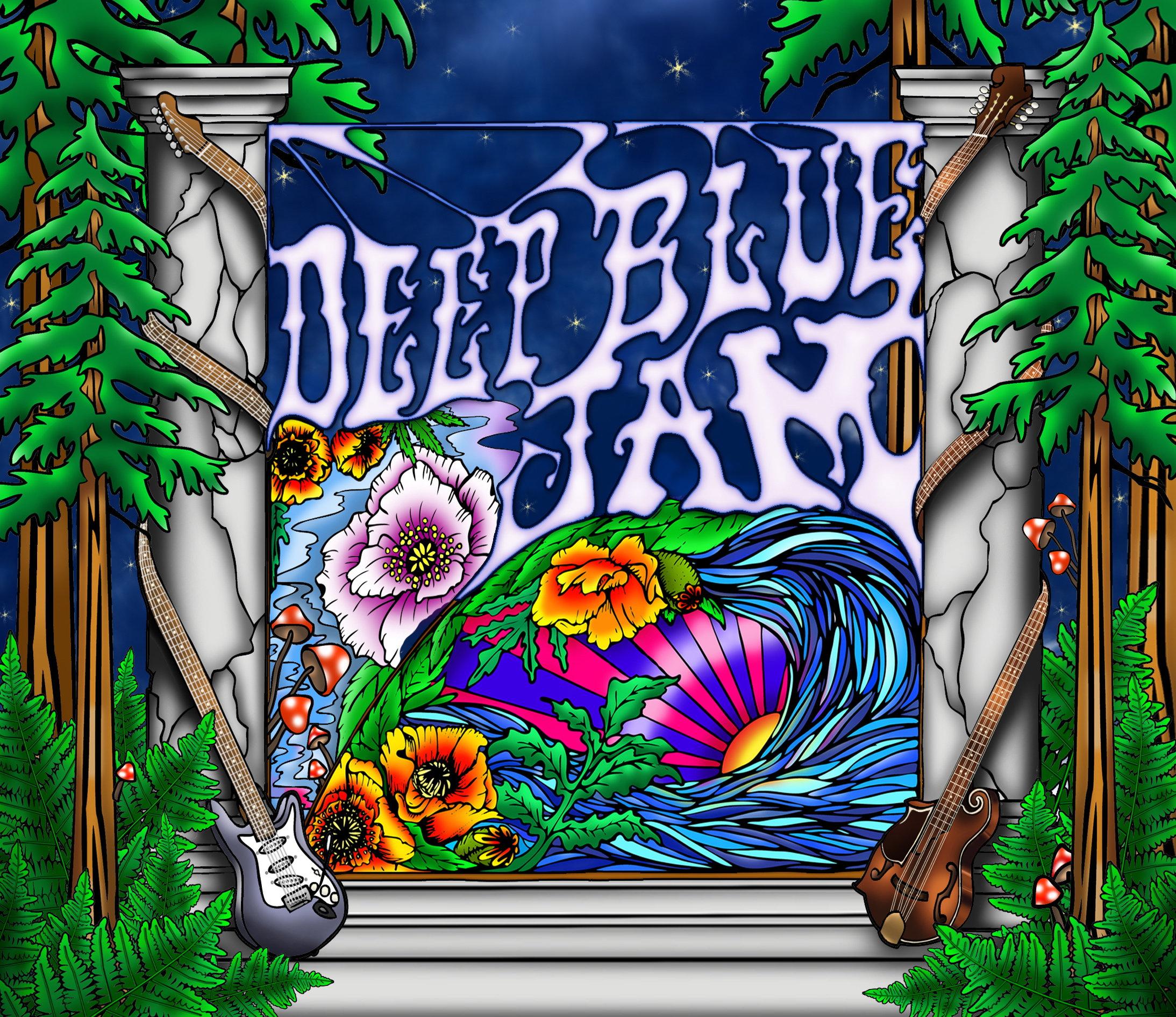 Deep Blue Jam CD