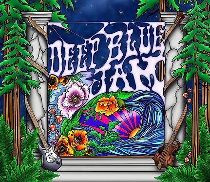 """Deep Blue Jam CD  """"Deep Blue Jam"""""""