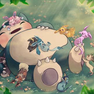 Snorlax (Pokemon)