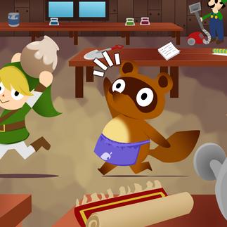 Animal Crossing Link