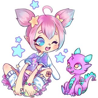 Mascots (Commission)