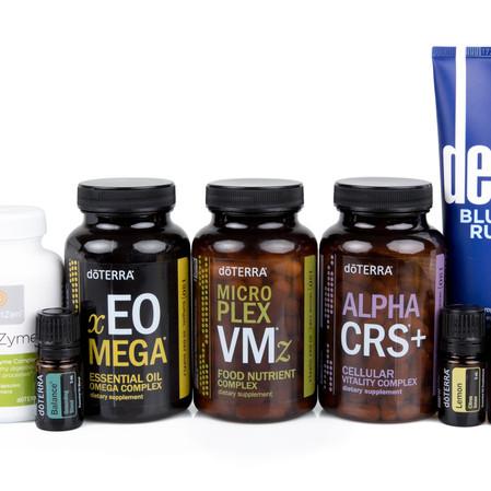 doTERRA's 30 Day Healthy Habits Challenge