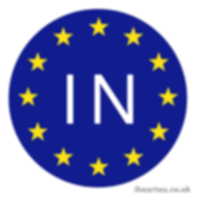 UK IN EU | European Union Pro EU Social Media Images, Stop Brexit Collection, bollocks to brexit, stop article 50, EU merchandise, eu gifts, word up design, europa, Flag of Europe