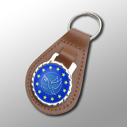 Dove of Peace | Stop Brexit | Pro EU Merchandise | Gifts | Keyfob