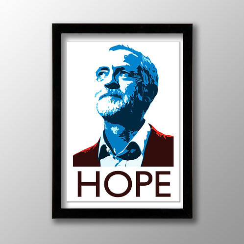 A4 'Hope' Poster